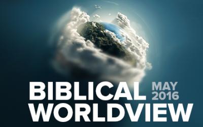 Block Class: Biblical Worldview with Mark Ward (May 9-14, 2016)