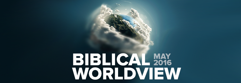 Block Class: Biblical Worldview with Mark Ward (May 9-14, 2016)
