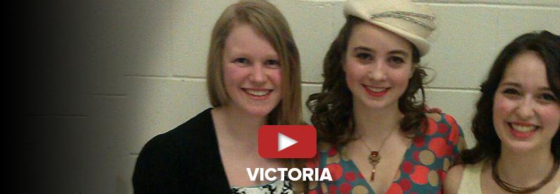 Student Testimonial: Victoria