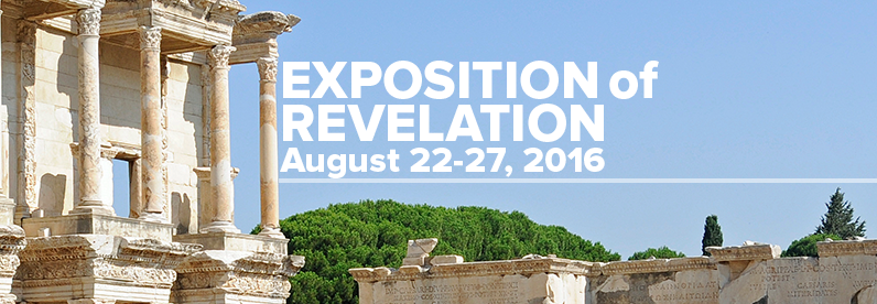 Block Class: Exposition of Revelation with Greg Bartlett (Aug 22-27, 2016)