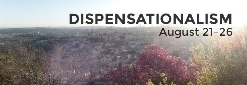 How the Bible is Put Together: An Overview of Dispensationalism with Greg Bartlett (Block Class: August 21-26, 2017)